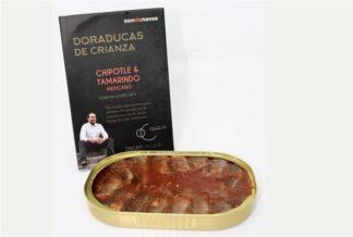 doraducas en chipotle y tamarindo mexicano