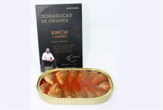 doraducas en kimchi coreano