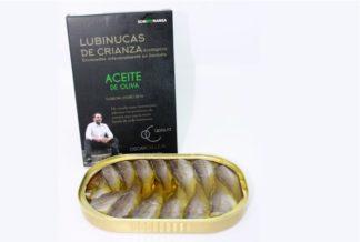 LUBINUCAS en aceite de oliva