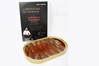 lubinucas en chipotle y tamarindo mexicano