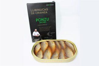 lubinucas en ponzu japonés