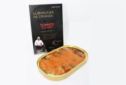 lubinuca en tomate de la huerta